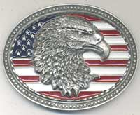Buckle USA Adler