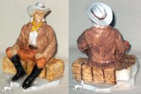 Castagna Figur  Buffalo Bill Cody